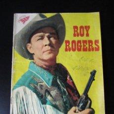 Tebeos: ROY ROGERS (1952, EMSA / SEA / NOVARO) 79 · III-1959 · ROY ROGERS. Lote 231907130