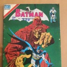 Tebeos: BATMAN, Nº 2 - 973. NOVARO, SERIE AGUILA, 1979.. Lote 231908180