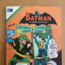 Tebeos: BATMAN, Nº 2 - 1004. NOVARO, SERIE AGUILA, 1979.. Lote 231909125