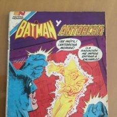 Tebeos: BATMAN, Nº 2 - 1149. NOVARO, SERIE AGUILA, 1982.. Lote 231921040