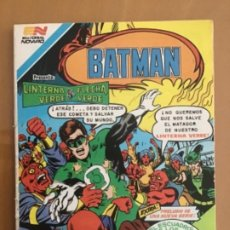 Tebeos: BATMAN, Nº 2 - 1092. NOVARO, SERIE AGUILA, 1981.. Lote 231922015