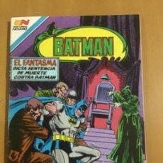 Tebeos: BATMAN, Nº 2 - 1091. NOVARO, SERIE AGUILA , 1981.. Lote 231922710