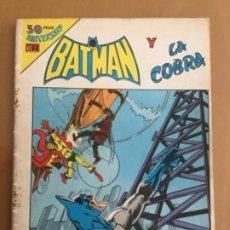 Tebeos: BATMAN, Nº 2- 1053. NOVARO, SERIE AGUILA, 1980.. Lote 231923125