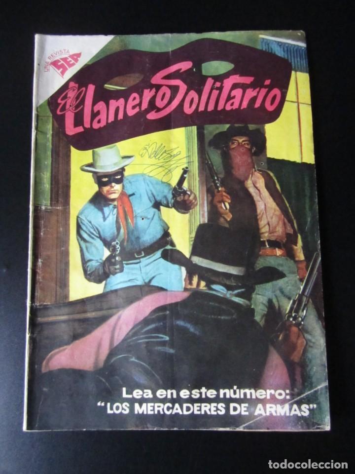LLANERO SOLITARIO, EL (1953, EMSA / SEA / NOVARO) 63 · VI-1958 · EL LLANERO SOLITARIO (Tebeos y Comics - Novaro - El Llanero Solitario)