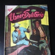 Tebeos: LLANERO SOLITARIO, EL (1953, EMSA / SEA / NOVARO) 63 · VI-1958 · EL LLANERO SOLITARIO. Lote 231941110