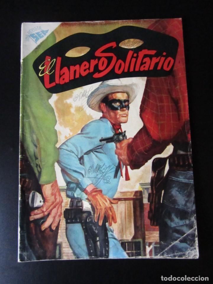 LLANERO SOLITARIO, EL (1953, EMSA / SEA / NOVARO) 50 · V-1957 · EL LLANERO SOLITARIO (Tebeos y Comics - Novaro - El Llanero Solitario)