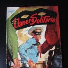 Tebeos: LLANERO SOLITARIO, EL (1953, EMSA / SEA / NOVARO) 50 · V-1957 · EL LLANERO SOLITARIO. Lote 231941535