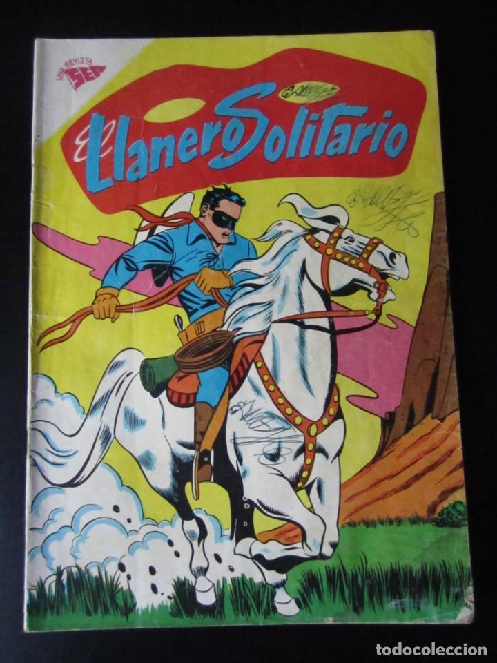 LLANERO SOLITARIO, EL (1953, EMSA / SEA / NOVARO) 81 · XII-1959 · EL LLANERO SOLITARIO (Tebeos y Comics - Novaro - El Llanero Solitario)