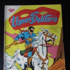 Tebeos: LLANERO SOLITARIO, EL (1953, EMSA / SEA / NOVARO) 81 · XII-1959 · EL LLANERO SOLITARIO. Lote 231941920