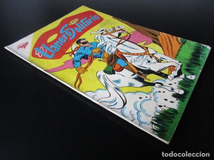 Tebeos: LLANERO SOLITARIO, EL (1953, EMSA / SEA / NOVARO) 81 · XII-1959 · EL LLANERO SOLITARIO - Foto 3 - 231941920