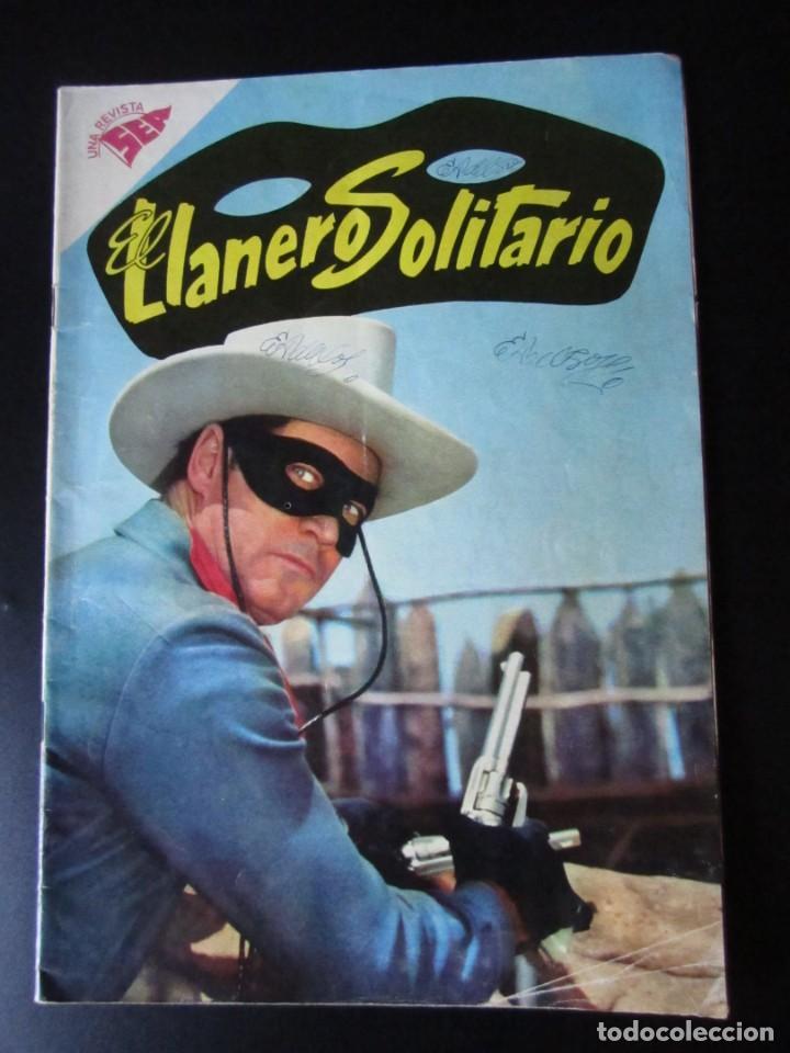 LLANERO SOLITARIO, EL (1953, EMSA / SEA / NOVARO) 73 · IV-1959 · EL LLANERO SOLITARIO (Tebeos y Comics - Novaro - El Llanero Solitario)