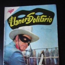 Tebeos: LLANERO SOLITARIO, EL (1953, EMSA / SEA / NOVARO) 73 · IV-1959 · EL LLANERO SOLITARIO. Lote 231942370