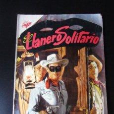 Tebeos: LLANERO SOLITARIO, EL (1953, EMSA / SEA / NOVARO) 34 · I-1956 · EL LLANERO SOLITARIO. Lote 231943600