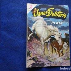 BDs: EL LLANERO SOLITARIO - 145 - PLATA - NOVARO. Lote 232027220