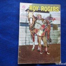 Giornalini: ROY ROGERS - 139 - NOVARO. Lote 232029980