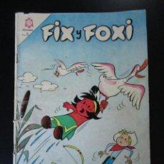 Tebeos: FIX Y FOXI (1963, NOVARO) 31 · 1963 · FIX Y FOXI. Lote 232661940