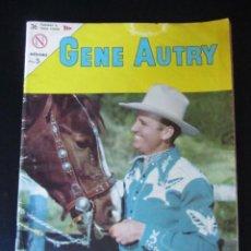 Livros de Banda Desenhada: GENE AUTRY (1954, SEA / NOVARO) 118 · I-1964 · GENE AUTRY. Lote 232664310
