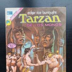 Tebeos: TARZAN - NUMERO 345 EDITORIAL NOVARO. Lote 232770570