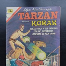 Tebeos: TARZAN - NUMERO 279 EDITORIAL NOVARO. Lote 232771290