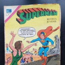 BDs: SUPERMAN NUMERO 889 AÑO 1972 NOVARO. Lote 232771795