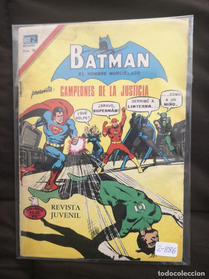 BATMAN 2-886 (Tebeos y Comics - Novaro - Batman)