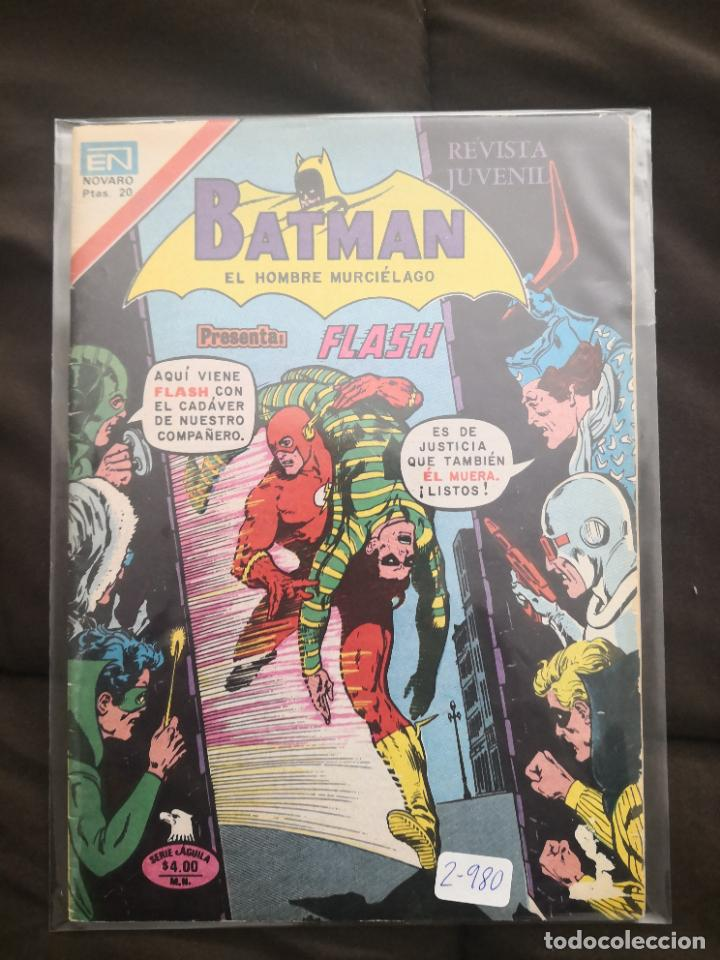 BATMAN 2-980 (Tebeos y Comics - Novaro - Batman)