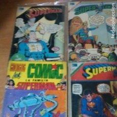 Tebeos: SUPERMAN NOVARO LOTE 3 X4 1967-N.914/111//53//C.C.6 OFERTA-LOTE 3. Lote 233152845