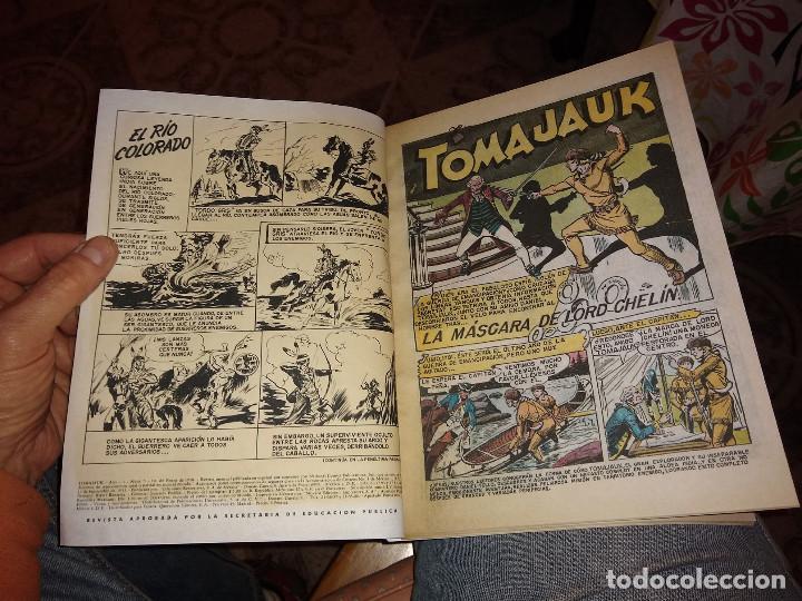 Tebeos: Relatos Fabulosos Editorial Novaro// Reimpresiones de Excelente Calidad - Foto 3 - 233432265
