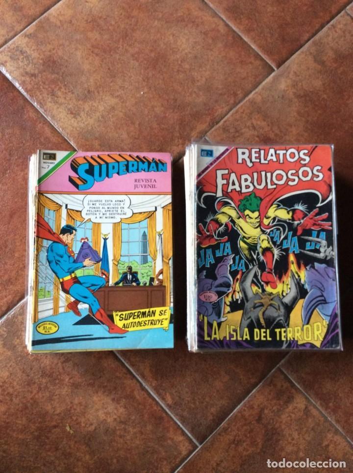 TEBEOS NOVARO CIENCIA FICCION (Tebeos y Comics - Novaro - Sci-Fi)