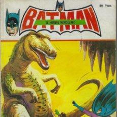 Tebeos: BATMAN, EL HOMBRE MURCIELAGO. LIBRO COMIC NOVARO TOMO III 3 1977. Lote 233646365