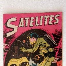 Tebeos: SATELITES Nº 26 AÑO 1959 EDITADO EM MEXICO Y DISTRIBUIDO EN ESPAÑA. Lote 233762640