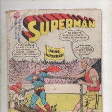 Tebeos: SUPÈRMAN: LA DERROTA DE SUPERMAN - AÑO XIII - Nº 477 - DIC. 9 DE 1964 ***EDITORIAL NOVARO MEXICO*. Lote 234467670