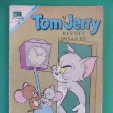 Tebeos: TOM Y JERRY Nº 362 EDITORIAL NOVARO. Lote 234472895