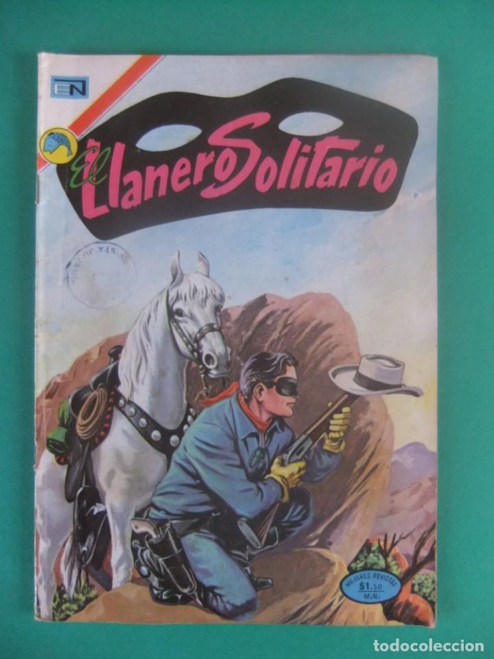 EL LLANERO SOLITARIO Nº 286 EDITORIAL NOVARO (Tebeos y Comics - Novaro - El Llanero Solitario)