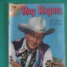 Tebeos: ROY ROGERS Nº 202 EDITORIAL NOVARO. Lote 234474315