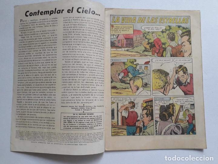 Tebeos: Epopeya nº 68 - La vida de las estrellas - original editorial Novaro - Foto 2 - 234478385