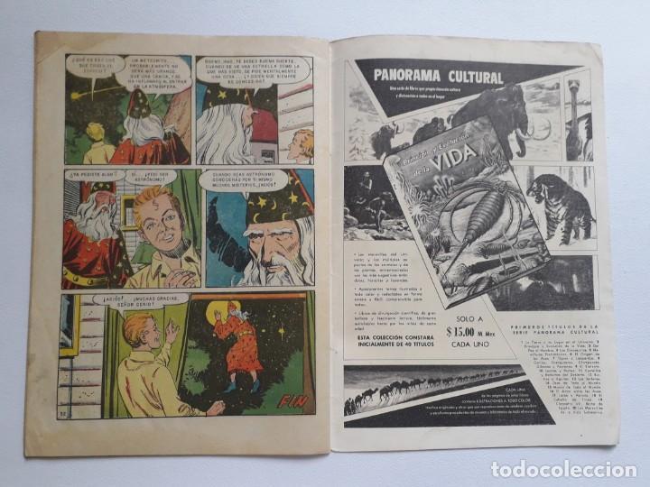 Tebeos: Epopeya nº 68 - La vida de las estrellas - original editorial Novaro - Foto 3 - 234478385