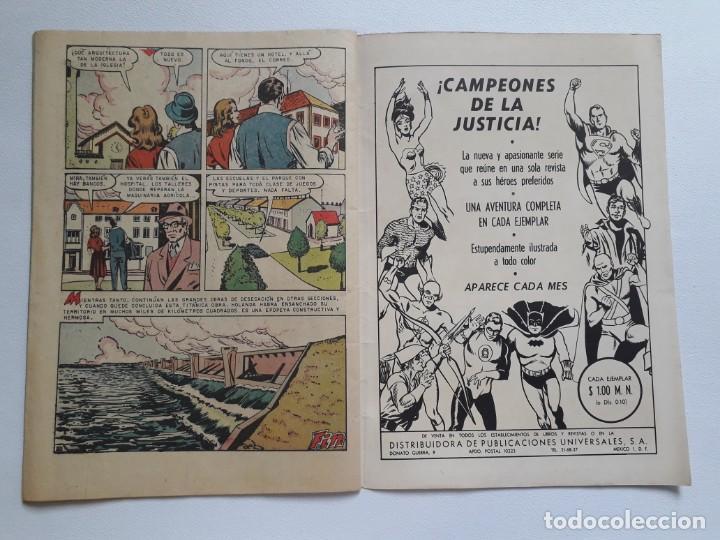 Tebeos: Epopeya nº 49 - Los vencedores del mar - original editorial Novaro - Foto 3 - 234482305