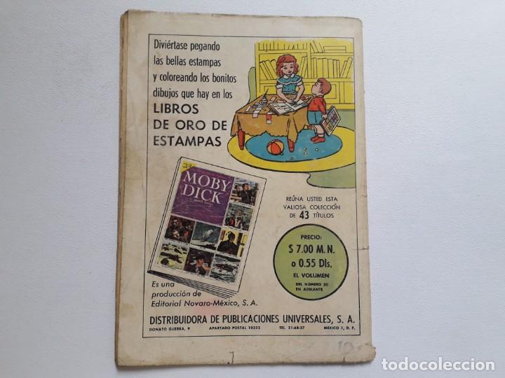 Tebeos: Epopeya nº 45 - El drama del oeste - original editorial Novaro - Foto 4 - 234482660
