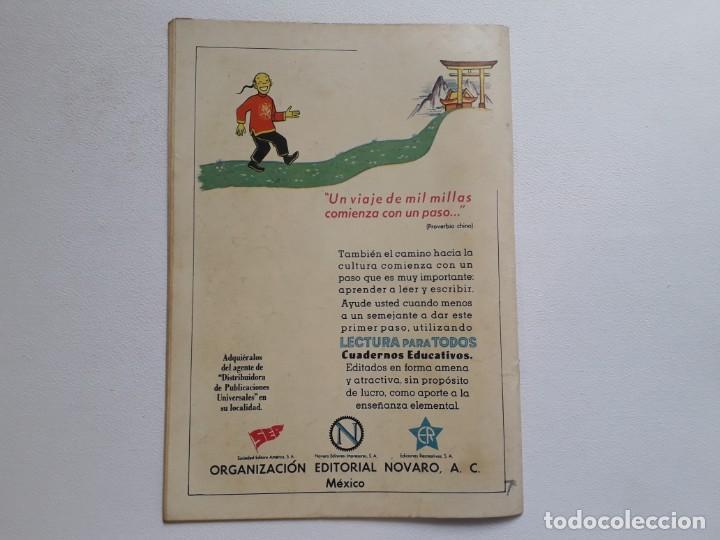 Tebeos: Epopeya nº 19 - Numancia, la ciudad trágica - original editorial Novaro - Foto 4 - 234483665