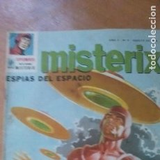 Tebeos: MISTERIX ORIGINAL N.11 1959 EDITOR YAGO. Lote 234515500