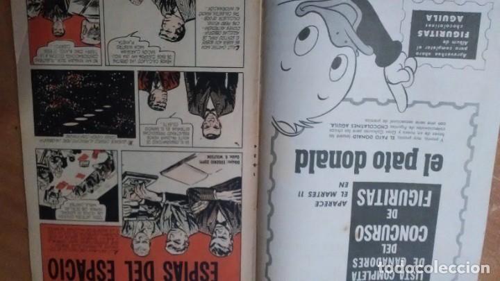 Tebeos: MISTERIX ORIGINAL N.11 1959 EDITOR YAGO - Foto 2 - 234515500