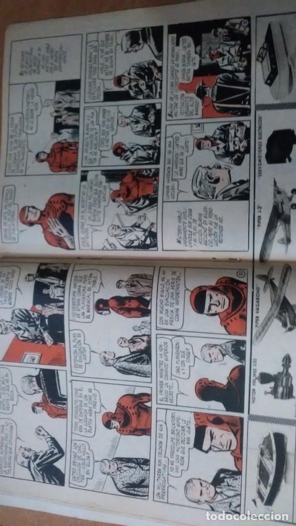 Tebeos: MISTERIX ORIGINAL N.11 1959 EDITOR YAGO - Foto 3 - 234515500