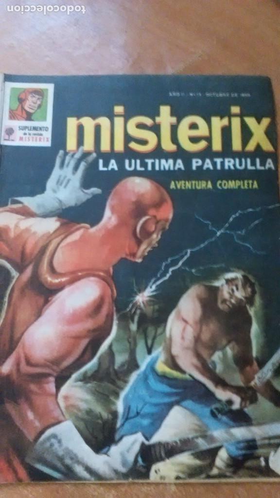 MISTERIX ORIGINAL N. 1959 EDITOR YAGO SUPERHEROE ARGENT/ITALIANO (Tebeos y Comics - Novaro - Sci-Fi)