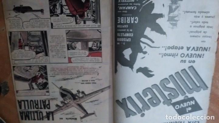 Tebeos: MISTERIX ORIGINAL N. 1959 EDITOR YAGO SUPERHEROE ARGENT/ITALIANO - Foto 2 - 234516135