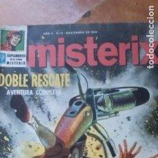 Tebeos: MISTERIX ORIGINAL N. 1959 EDITOR YAGO SUPERHEROE ARGENT/ITALIANO. Lote 234516430