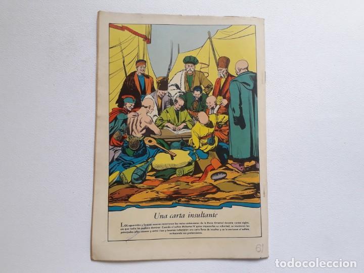 Tebeos: Epopeya nº 11 - El sitio de Sebastopol - original editorial Novaro - Foto 4 - 234568075