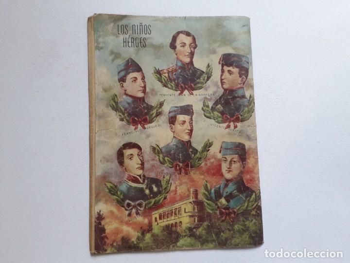 Tebeos: Epopeya nº 1 - Los niños héroes - original editorial Novaro - Foto 4 - 234569470