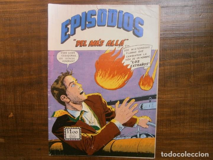 EPISODIOS DEL MAS ALLA # 204 EDITORIAL SOL MEXICO 1968 (Tebeos y Comics - Novaro - Sci-Fi)