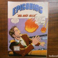 Tebeos: EPISODIOS DEL MAS ALLA # 204 EDITORIAL SOL MEXICO 1968. Lote 234735340